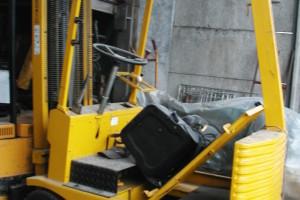 Stato: Nuovo o Usato Modello: Fimsa E 15 Montante: Duplex H 3600 mm Portata kg: 1500
