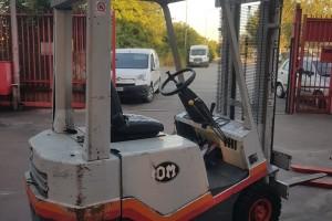 OM Diesel DI 15 C,  h montante 3300 mm